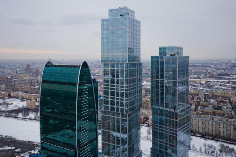 На столичном рынке новостроек более 60% корпусов – высотой от 17 этажей, и доля высотных проектов интенсивно растет