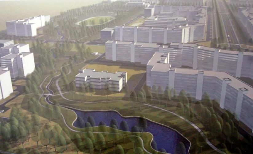 «Ленптицепром» построит 1 млн кв. м на месте птицефабрики