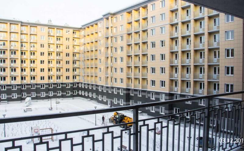 ГК «ПСК» завершила ЖК «Славянка» в Пушкинском районе
