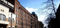 Корпус комбината на улице Красного Текстильщика перестроят под апарт-отель