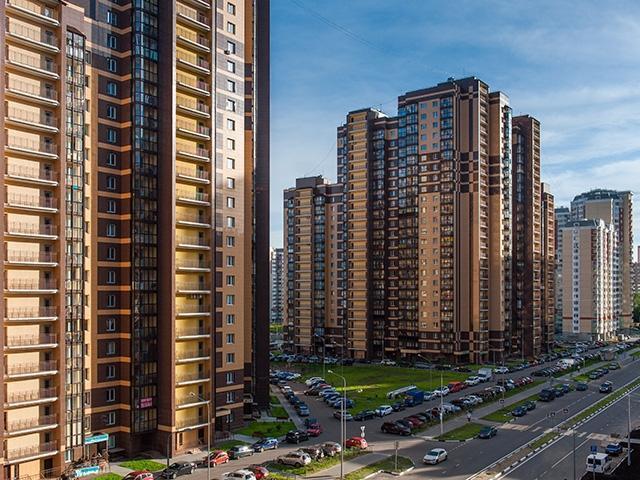 Больше всего жилья в России продается в Краснодарском крае. Петербург – на втором месте