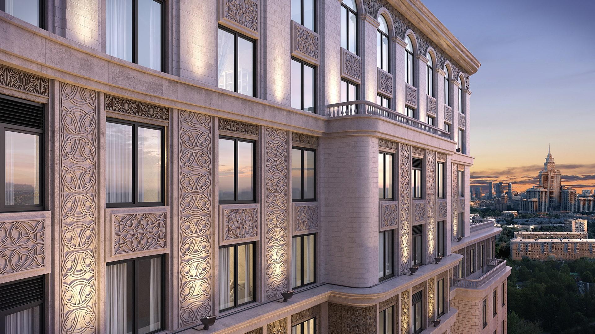 ЖК Врубеля 4 в Москве от Интеко - цены, планировки квартир