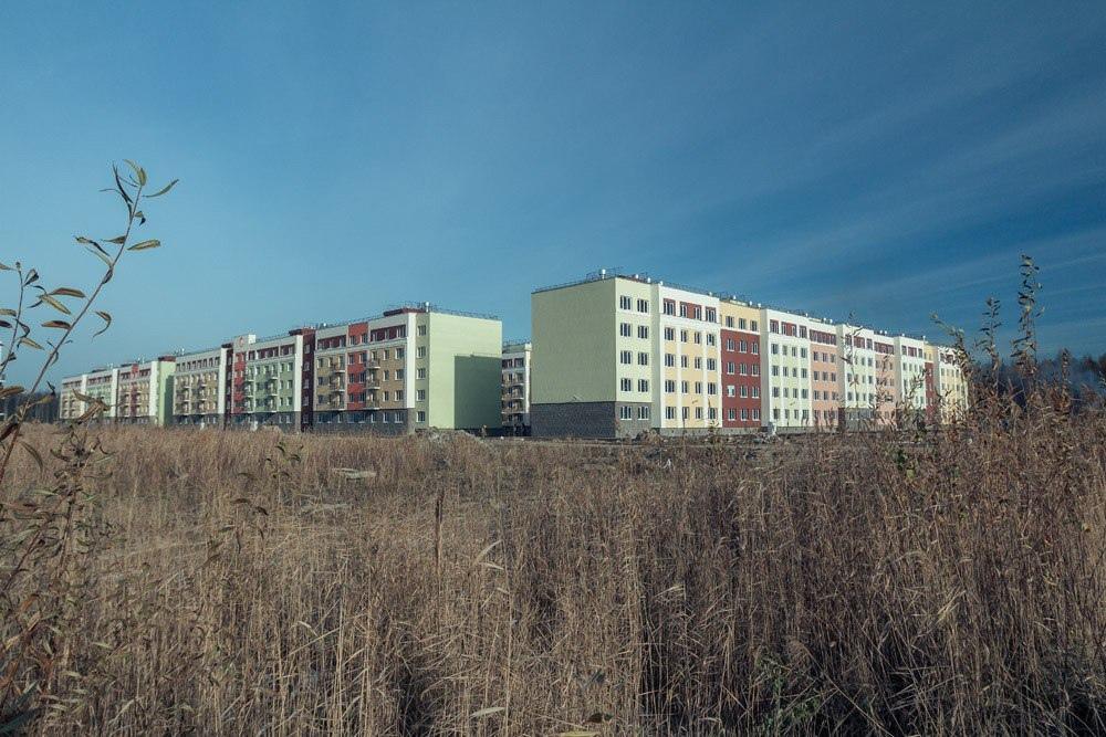Фото ЖК Юнтолово