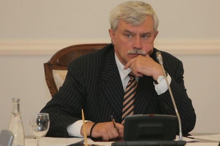 У Путина и Полтавченко разные взгляды на проблему уплотнительной застройки в Петербурге