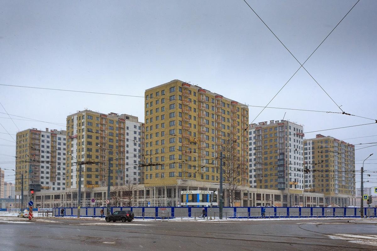 Фото ЖК Legenda Дальневосточного