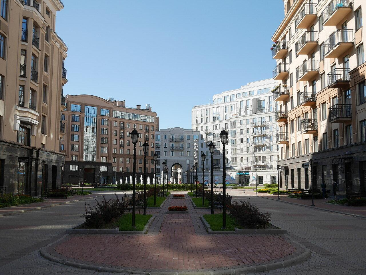 Фото ЖК Парадный квартал