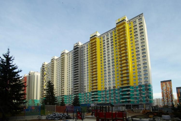 Второй корпус ЖК Life-Митинская Ecopark досрочно введен в эксплуатацию
