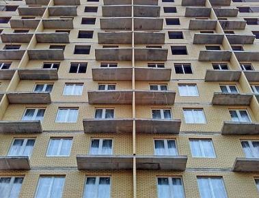 Фото ЖК Высота от Охта-Парк Девелопмент. Жилой комплекс