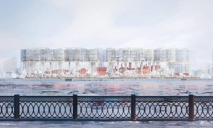 Capital Group открывает продажи в проекте премиум-класса «Бадаевский» на Кутузовском проспекте