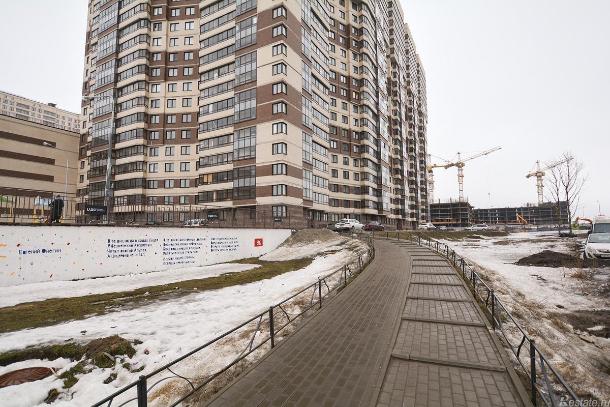 Продать Квартиры в новостройке Санкт-Петербург,  Невский,  Пролетарская, Русановская ул