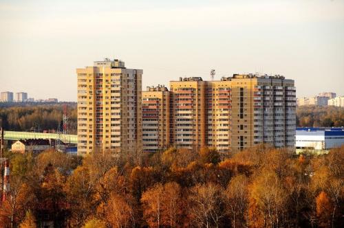 ЖК Хлебниково от компании Долгопрудненская строительная компания