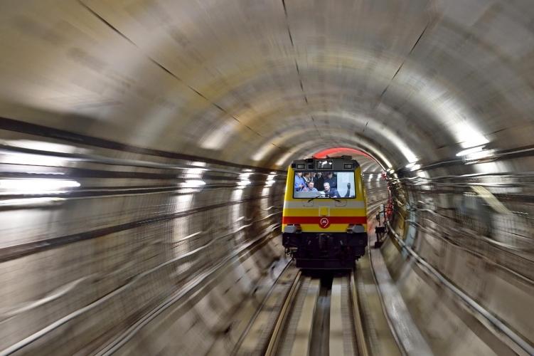 Станции метро в Москве будут в шаговой доступности для 95% москвичей, пообещал мэр столицы Сергей Собянин