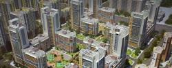 Сбербанк открыл для Mirland Development Corporation кредитную линию с лимитом 3,7 млрд рублей на строительство ЖК «Триумф Парк»