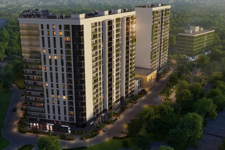 Первичный рынок Петербурга и Ленобласти в ноябре пополнили 7,2 тыс. квартир