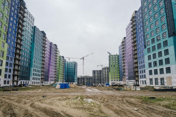 На достройку проблемного ЖК «Силы природы» компании «О2 Девелопмент» нашелся инвестор и 0,5 млрд рублей