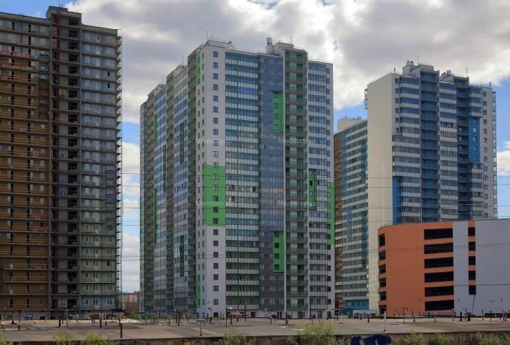 Компания «Ойкумена» вывела на рынок Петербурга 500 квартир в новом корпусе строящегося жилого комплекса «Граффити»