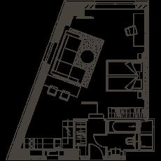 Фото планировки YES от Пионер. Жилой комплекс Йес