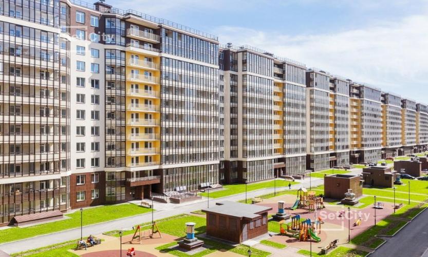 Setl Group укрепила лидерство на рынке жилищного строительства Петербурга