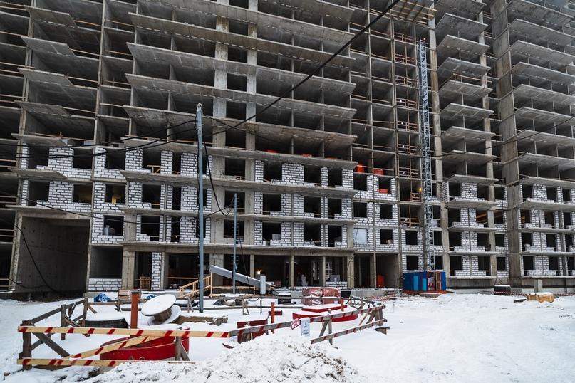 Фото ЖК UP-квартал Московский