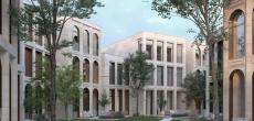 Согласован проект апарт-отеля «17 Вилл» на Долгоруковской