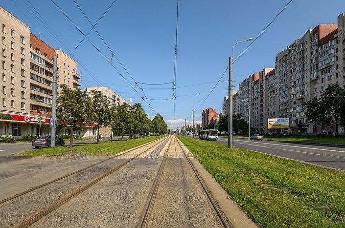 Арбитраж запретил строить продолжение проспекта Ветеранов