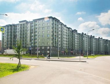 Фото ЖК Славянка 128 от Петербургская Строительная Компания. Жилой комплекс