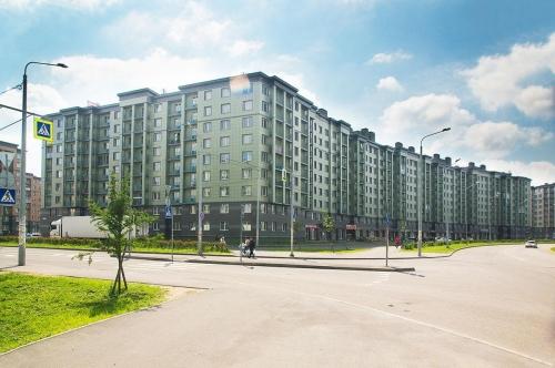 ЖК Славянка 128 от компании Петербургская Строительная Компания