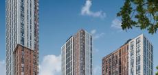 Объем нового предложения на столичном рынке строящегося жилья в течение года составит 6 млн кв. м