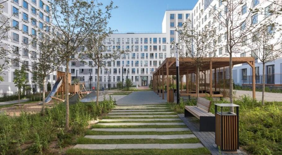 Квартиру в «Первом квартале» в Видном можно купить онлайн