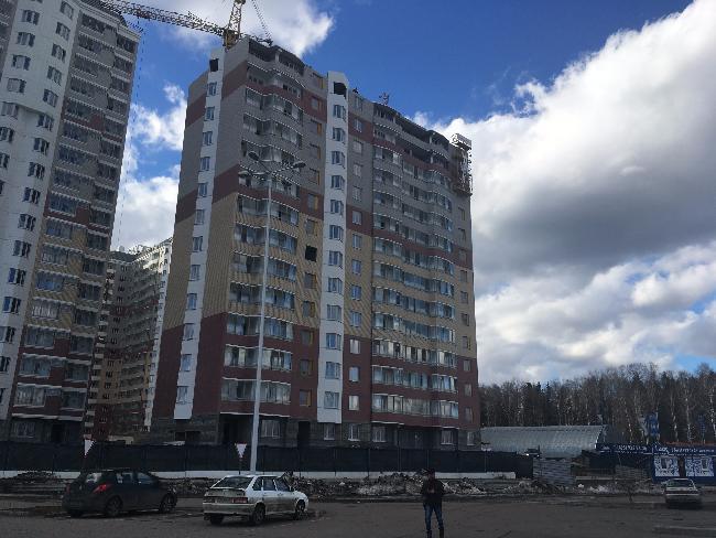 Фото ЖК Первый Андреевский