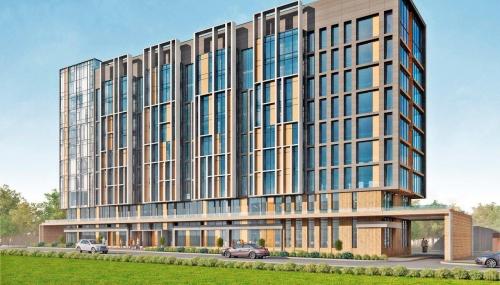 ЖК Янтарь apartments от компании АфинаСтрой
