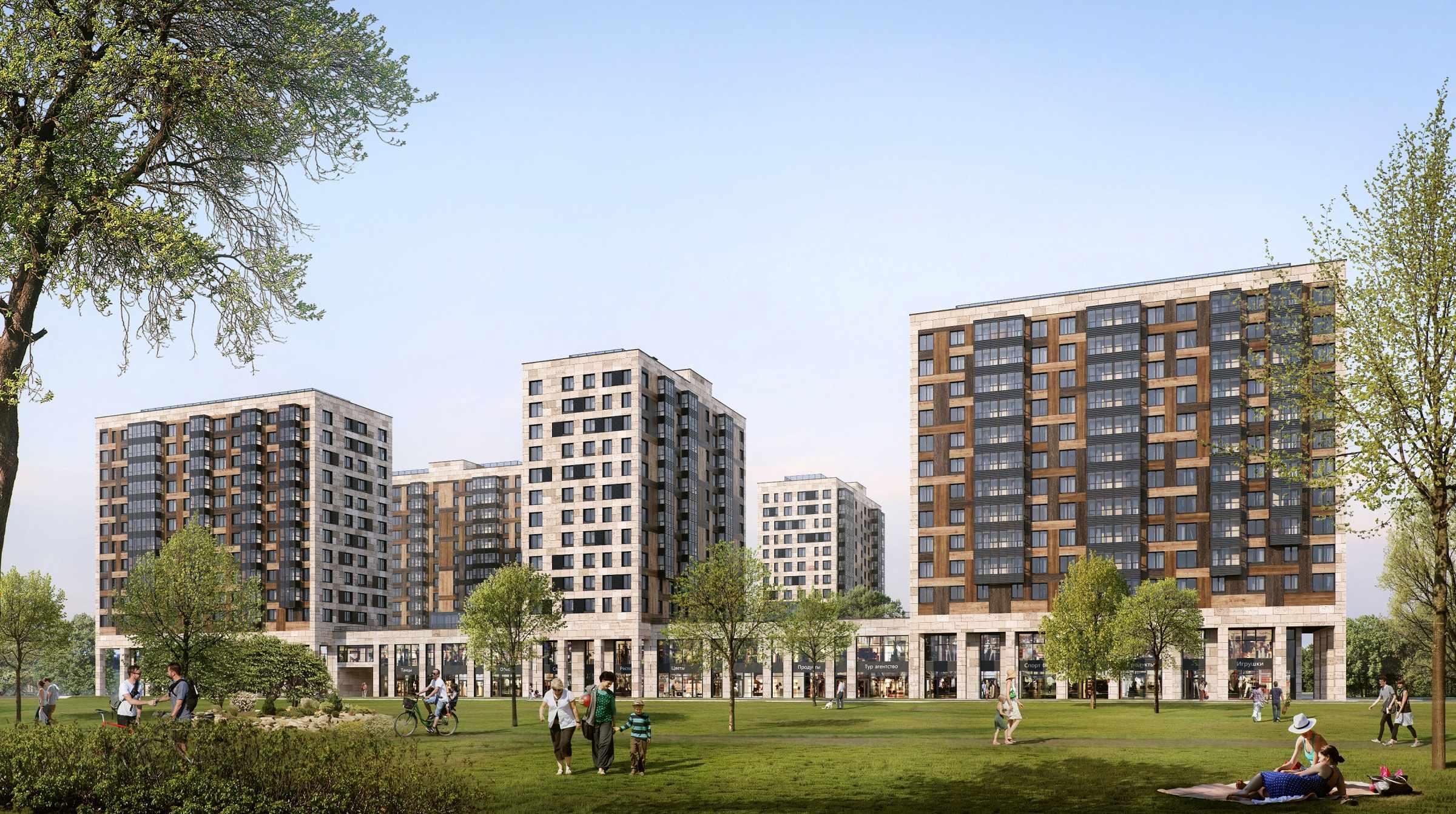 Жилой комплекс «LEGENDA на Дальневосточном, 12» начнут строить в ноябре