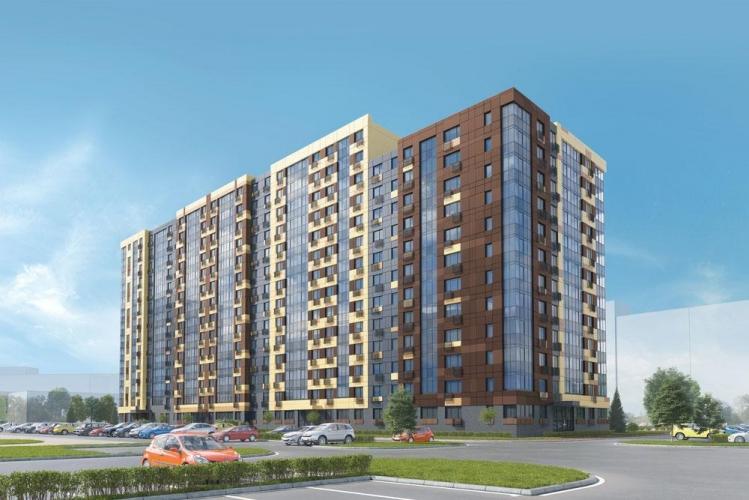 Москомархитектуры утвердил проект компании МИЦ по строительству двух корпусов в составе комплексной застройки в Новой Москве