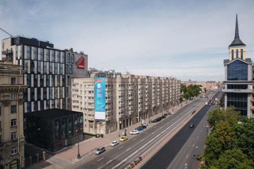ЖК Vertical на Фрунзенской от компании NAI Becar