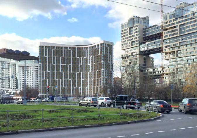 Сбербанк кредитует ЖК «Вавилова, 69» в Москве