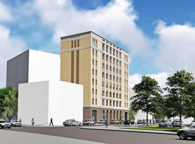 «Людмила-МВ» построит МФК с апартаментами на юге Москвы