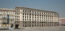 Руины дома КГБ завтра продадут под застройку
