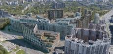 Возле метро «Пионерская» начинается строительство торгово-офисного центра