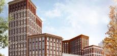 ГК «Эталон» планирует построить жилой комплекс с технопарком на месте бывшей промзоны «Алексеевские улицы»