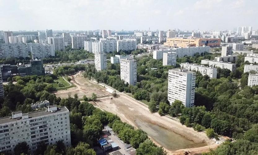 В Южном Чертаново появится новый жилой квартал