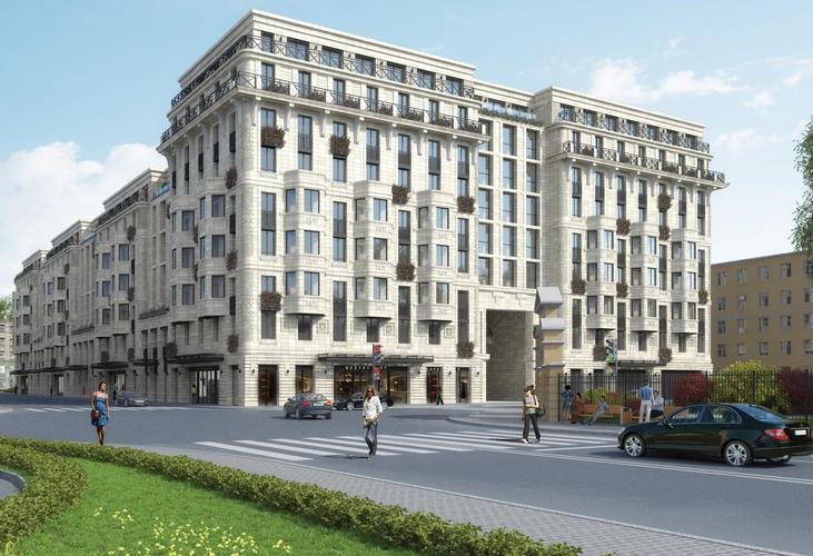 Компания Glorax Development получила разрешение на строительство ЖК на пересечении Кременчугской и Тележной улиц