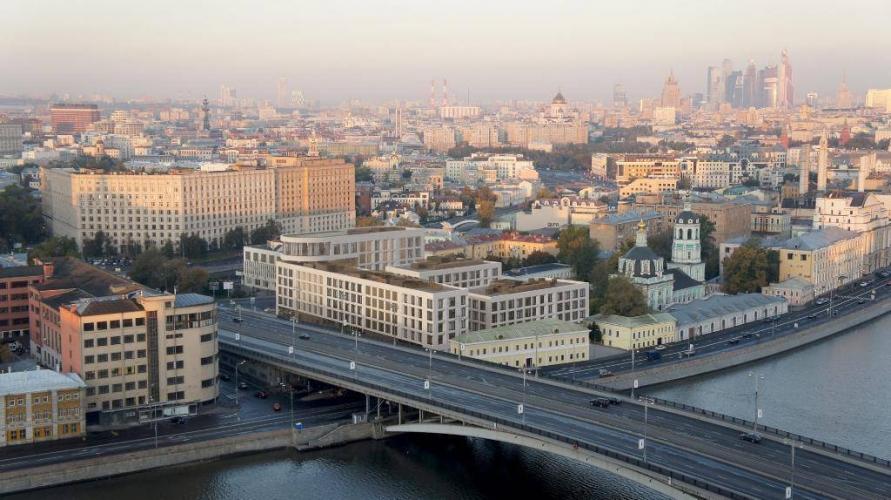 До 15 августа в апартементах Balchug Residence недалеко от Кремля, предлагаются скидки на 15%