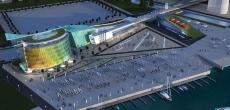 В Лахте стартовало строительство Центра парусного спорта