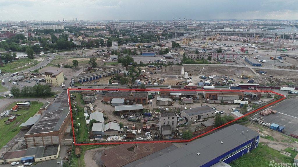Продать Земельные участки, земля Санкт-Петербург,  Кировский,  Нарвская, Невельская ул
