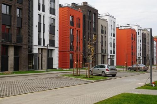 ЖК Голландский квартал от компании Мартин