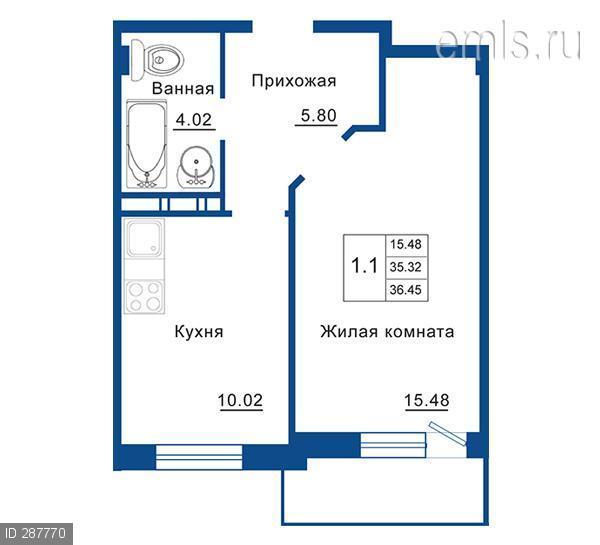 Продать Квартиры в новостройке Ленинградская область,  Всеволожский, Им Свердлова пгт, Западный проезд