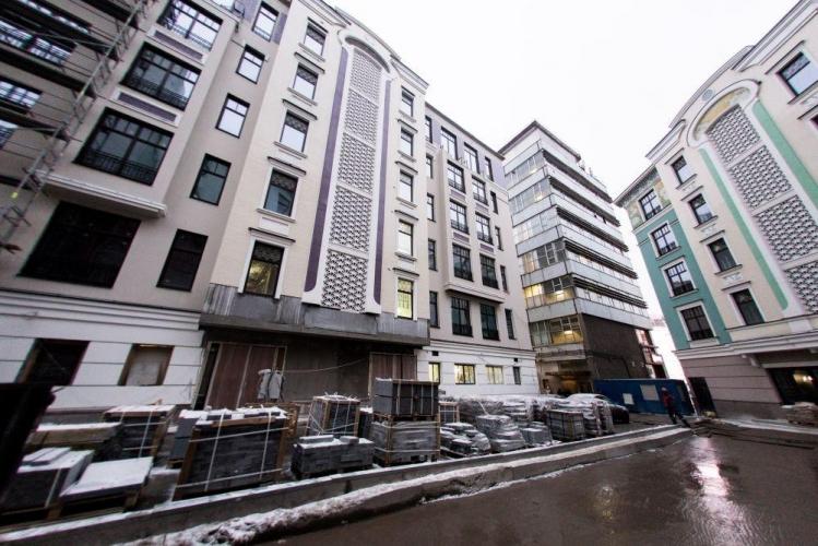 Компания «Галс-Технопарк» вводит в эксплуатацию МФК «Театральный дом» с люксовыми апартаментами