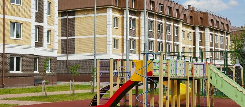 Фото ЖК Театральный парк от Гранель. Жилой комплекс