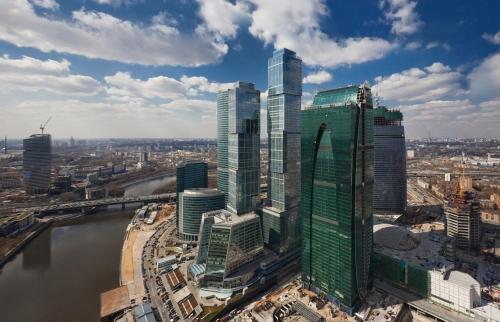 ЖК Москва-Сити от компании Сити