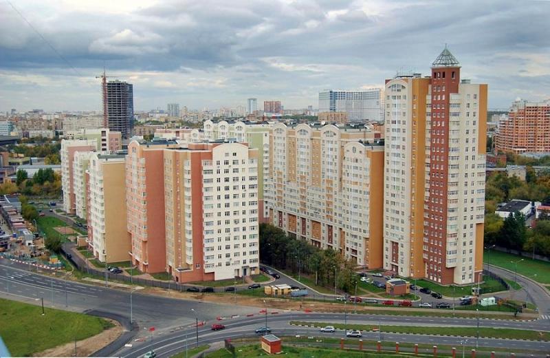 Фото ЖК Приват-Сквер от Миэль. Жилой комплекс